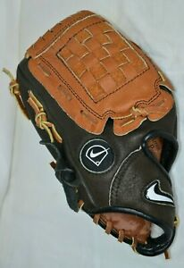 "NIKE Diamond Ready KDR 1100 LHT 11"" Youth Baseball Glove Left Hand Throw"