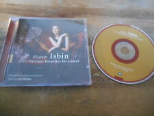 CD Klassik Sharon Isbin - Baroque Favorites (13 Song) WARNER CLASSICS jc