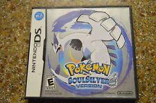 Pokemon SoulSilver - {NINTENDO DS} Item is Complete