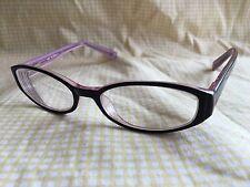 b79356f7e80 Liz Claiborne ETT 135 Light Purple   Black RX Eyeglasses
