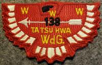 OA Lodge 138 Ta Tsu Hwa (S6) Indian Nations Council  Boy Scouts of America BSA
