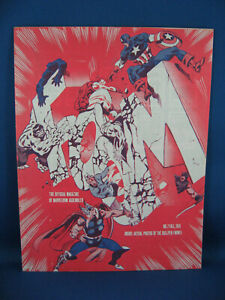 FOOM 7 VF NM  MARVEL FANZINE 1974