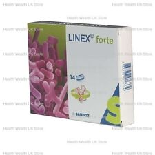Linex Forte Synbiotic Healthy Digestion Restore and Maintain Intestinal Balance