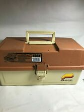 Plano 6303 Tackle/Tool Box Filled with Lures, Hooks, Sinkers etc.