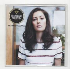 (ID272) Hannah Boleyn, No Hard Feelings - 2014 DJ CD