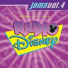 Radio Disney: Kid Jams, Vol. 4 by Disney (CD, Sep-2001, Disney)