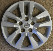 "Genuine hubcap Nissan Altima 2013 2014 2015 2016 16"" Original Wheel cover"
