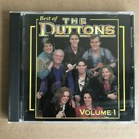 Best of the Duttons CD Music Signed Copy Volume 1 Compilation Family Branson MO
