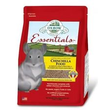 Oxbow Essentials Chinchilla pellets  3 lb (1.4kg) - Deluxe complimentary food