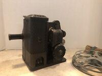 Vintage Kodascope Model C 1924 16mm projector Engraved R H Macy & Co Inc