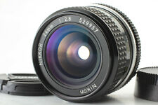 * N MINT * NIKON Ai-S NIKKOR 24mm f/2.8 WIDE ANGLE MF LENS From JAPAN ✈Fedex