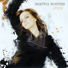MARTINA McBRIDE : SHINE / CD - TOP-ZUSTAND