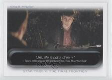 2007 Rittenhouse Star Trek: The Complete Movies #44 Non-Sports Card 1g9