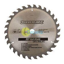 Tct Nail Blade 30T Circular Saw Blade 190mm X 16 Wood Mdf Hardwood
