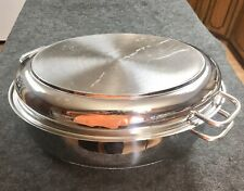 Camorons Professional Cookware Roaster Dutch Oven 18-10 Stainless Steel Pan