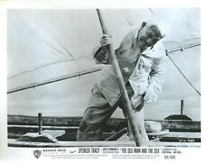 SPENCER TRACY THE OLD MAN OF THE SEA 1958     ORIG 8X10  PHOTO X3750