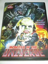 WMM - Monster of the Universe - DVD/NEU/Horror/Fantasy/uncut