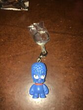 Kidrobot The Simpsons CRAP-TACULAR Zipper Pull Keychain Marge Cat
