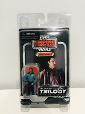 STAR WARS VINTAGE THE ORIGINAL TRILOGY LANDO CALRISSIAN CARDED  RARE