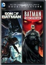 DC Universe: Son Of Batman / Batman: Under The Red Hood (DVD) NEW