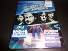 2 FAST 2 FURIOUS-Steelbook-PAUL WALKER uses win-or-die skills against drug lord