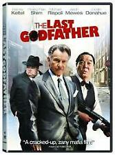 THE LAST GODFATHER DVD
