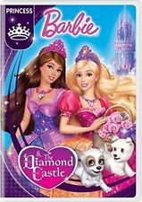 Barbie And The Diamond Castle [New DVD] Snap Case