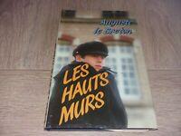 LES HAUTS MURS / AUGUSTE  LE BRETON