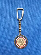 keychain key holder YUGOSLAVIA NOC Olympic games Olympics Los Angeles 1984 84