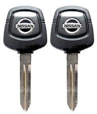 2 New N101 N102 Transponder Chip Key for Sentra Pathfinder Xterra 99-04 USA A++