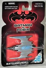 Batman & Robin Bathammer Die-Cast Metal MOC 27830 Kenner 1997