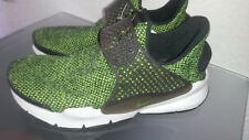 Nike Sock Dart se GS Big Kids sneakers Shoes nuevo zapatos verdes 917951-002 talla 36