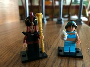 Lego Disney Series 2 Minifigures JAFAR + Jasmine 71024 NEW