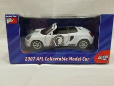 OFFICIAL AFL 2007 COLLECTABLE MODEL CAR TOYOTA MR2 SPIDER - COLLINGWOOD - BNIB