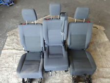 Land Rover discovery 3 2004-09 Cloth rear 2nd row seats commercial conversion 2