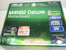 ASUS M4N82 Deluxe Motherboard AMD Athlon 64 X2 2.6ghz Dual Core 6GB RAM SLI Box