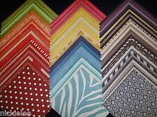 12x12 Scrapbook Paper Back To Basics Rainbow 90 Pack Wholesale Lot Recollections