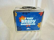 Hgtv A Very Brady Renovation Retro Flowers Brady Bunch Promotional Lunchbox (Lk)