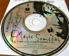 THE CURE - MAYBE SOMEDAY - CANADA 2-TRACK PROMO - SUPER RARE !! MODE MINDS U2