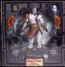 "1x Neca God of War 3 Ultimate Kratos 7"" Figure Collector Kid Toy Birthday Gift"