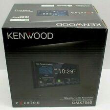 "Kenwood Excelon DMX706S 2-DIN 6.95"" Car Stereo Digital Multimedia Receiver"