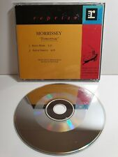 MORRISSEY, THE SMITHS, TOMORROW, RARE USA PROMO CD PRO-CD-5637 M/NM