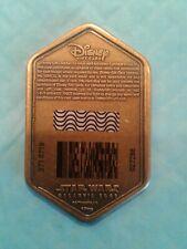 Star Wars Galaxys Edge Batuu Spira Coin Disney Metal Gift Card Disneyland 2019