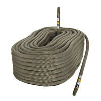 Singing Rock Route 44 10.5 mm 150' Static Climbing Rope Olive NFPA
