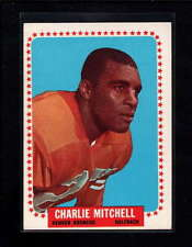1964 TOPPS #55 CHARLIE MITCHELLL ROOKIE NM D8930