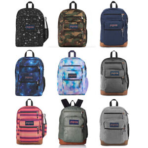 "Jansport Backpack Cool Student & Big Student School 15"" Laptop Sleeve Book Bag"