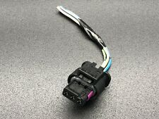 AUDI A3 A4 A5 A6 A7 A8 Q2 Q3 Q5 Q7 TT PDC Parking Sensor Plug Connector 3 pin G