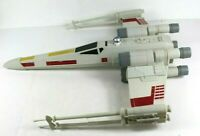 "Hasbro Star Wars Giant X-Wing Star Fighter Ship R2D2 27"" Long 25"" Wide A8798"