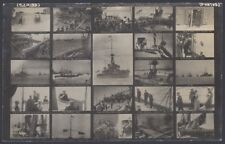More details for royal navy postcard. eventful commission of england's first dreadnought 1906