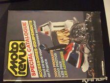 **j Moto Revue n°2724 Spécial catalogue accessoire et équipements